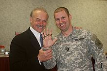 Portrait of Rocky Bleier (click to view image source)