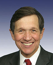 Portrait of Dennis Kucinich (click to view image source)