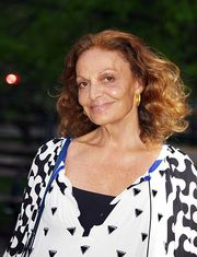 Portrait of Diane Von Fürstenberg (click to view image source)