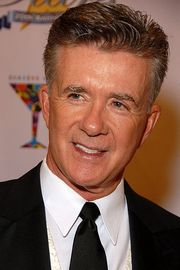 Portrait of Alan Thicke (click to view image source)