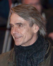 Portrait of Jeremy Irons (click to view image source)