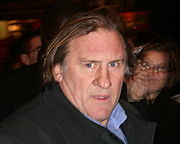 Portrait of Gérard Depardieu (click to view image source)