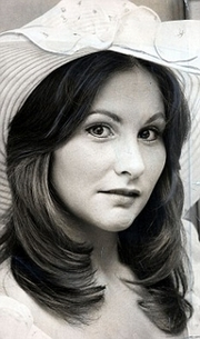 Portrait of Linda Lovelace (click to view image source)