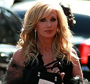 Portrait of Morgan Fairchild (click to view image source)