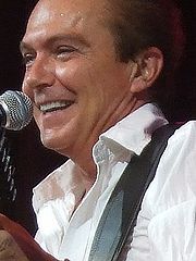 Portrait of David Cassidy  (click to view image source)