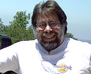 Portrait of Steve Wozniak (click to view image source)