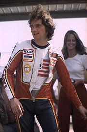 Portrait of Barry Sheene (click to view image source)