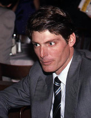 Portrait of Christopher Reeve (click to view image source)