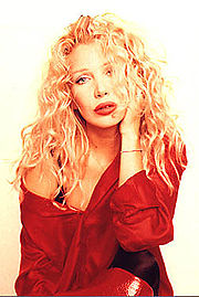 Portrait of Ivana Spagna (click to view image source)