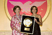 Portrait of Dorothy Hamill (click to view image source)