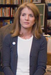 Portrait of Caroline Kennedy Schlossberg (click to view image source)