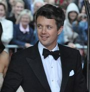 Portrait of Crown Prince of Denmark Frederik (click to view image source)