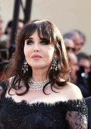 Portrait of Isabelle Adjani (click to view image source)