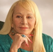 Portrait of Sylvia Browne  (click to view image source)