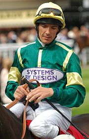 Portrait of Frankie Dettori (click to view image source)