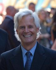 Portrait of Chris Carter (click to view image source)