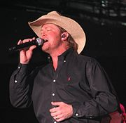 Portrait of Tracy Lawrence (click to view image source)
