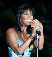 Portrait of Natalie Cole (click to view image source)