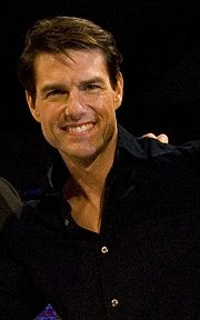 Portrait of Tom Cruise (click to view image source)