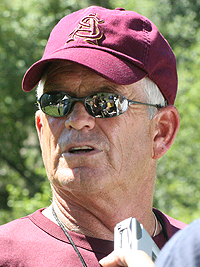 Portrait of Dennis Erickson  (click to view image source)
