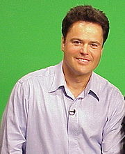 Portrait of Donny Osmond (click to view image source)