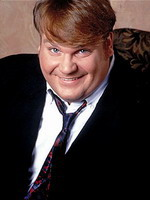 Portrait of Chris Farley  (click to view image source)