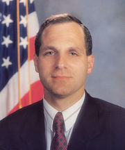 Portrait of Louis Freeh (click to view image source)