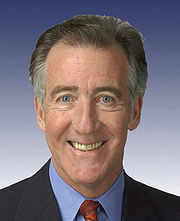 Portrait of Richard Neal (click to view image source)