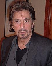 Portrait of Al Pacino (click to view image source)