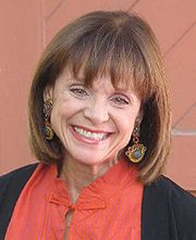 Portrait of Valerie Harper (click to view image source)