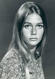 Portrait of Peggy Lipton (click to view image source)