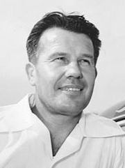 Portrait of Lee Petty (click to view image source)