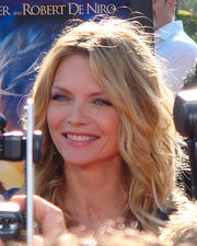 Portrait of Michelle Pfeiffer (click to view image source)
