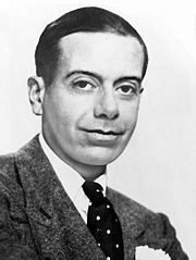 Portrait of Cole Porter (click to view image source)
