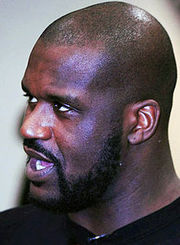 Portrait of Shaquille O'Neal (click to view image source)