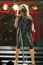 Portrait of Tina Turner (click to view image source)