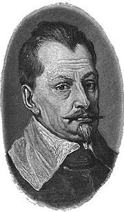 Portrait of Albrecht von Wallenstein (click to view image source)