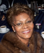 Portrait of Dionne Warwick (click to view image source)