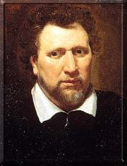 Portrait of Ben Jonson  (click to view image source)