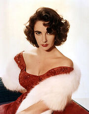 Portrait of Elizabeth Taylor (click to view image source)