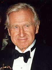 Portrait of Lloyd Bridges (click to view image source)