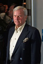 Portrait of Tom Brokaw (click to view image source)