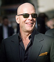 Portrait of Bruce Willis (click to view image source)