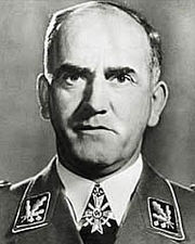 Portrait of Oswald Pohl (click to view image source)