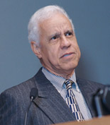 Portrait of Douglas Wilder (click to view image source)