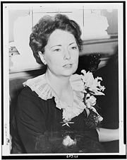Portrait of Margaret Mitchell (click to view image source)