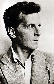 Portrait of Ludwig Wittgenstein  (click to view image source)