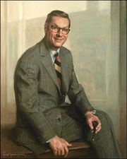 Portrait of William Simon (click to view image source)