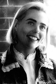 Portrait of Margaux Hemingway (click to view image source)