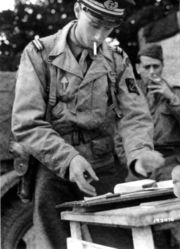 Portrait of Philippe de Gaulle (click to view image source)